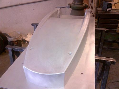 Vacuum-Form-Mold